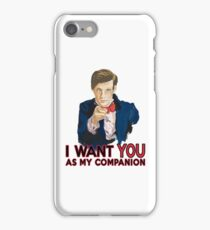 Doctor Who Uncle Sam iPhone Case/Skin