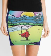 Minifalda campos Elíseos