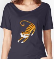 Go get'em Tiger Women's Relaxed Fit T-Shirt