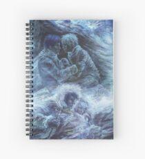 Left hand of darkness Spiral Notebook