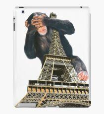 sky monkey #1 iPad Case/Skin