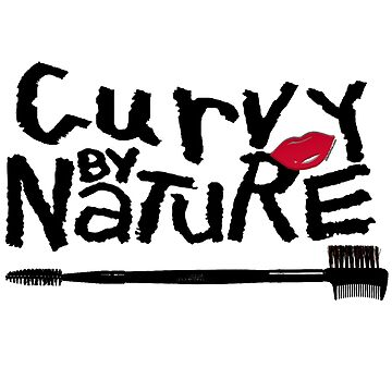 Curvy by Nature (Make Up Tool) by BohoRho