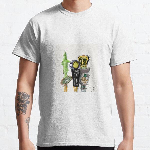 Three @ 17th Street Pub Classic T-Shirt