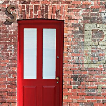 Red Door by estar