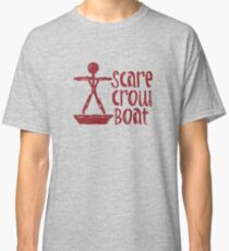 Scarecrow Boat Classic T-Shirt