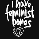 """I Have Feminist Bones"" -Gillian Anderson by allheartgillian"