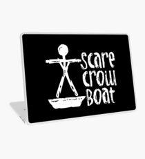 Scarecrow Boat Laptop Skin