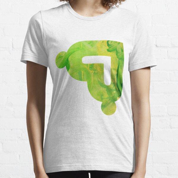 Communified Logo - Sunlit Leaves Essential T-Shirt