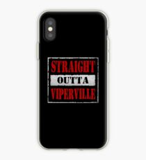 RAW Is VIPERVILLE iPhone Case