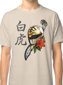 Neo-Traditional White Ranger Classic T-Shirt