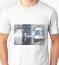 Heavenly Architectures // Anywhere But Here Unisex T-Shirt