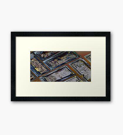 Naivity Framed Print
