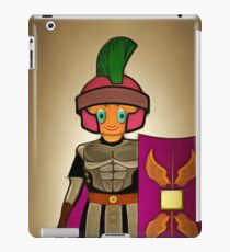 Roman Toon Boy 9c iPad Case/Skin