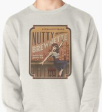 The Nutty Brewnette, American Brown Ale Pullover