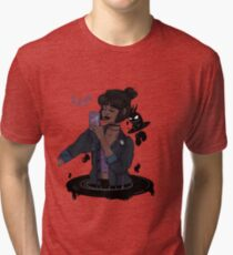 Teen Titans Raven  Tri-blend T-Shirt