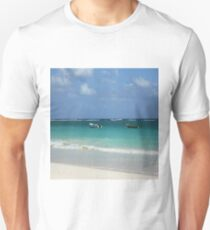 Carribean sea 15 Unisex T-Shirt