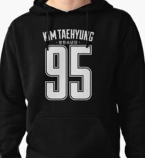 BTS V KIM TAEHYUNG 95 Sweat à capuche