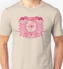 The illusion of choice-pink T-Shirt