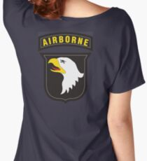 101st Airborne - Cell Phone Case - T-Shirt - Tote Bag - Pillow... Women's Relaxed Fit T-Shirt