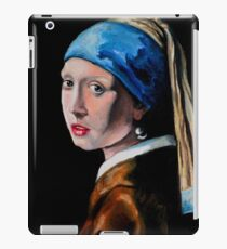 Girl with the Pearl Earring iPad Case/Skin