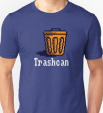 Amiga Trashcan Unisex T-Shirt