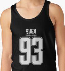 BTS Suga 93 Tank Top