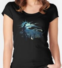 FFXV  Women's Fitted Scoop T-Shirt