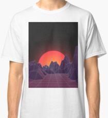80s Vaporwave Retro Classic T-Shirt