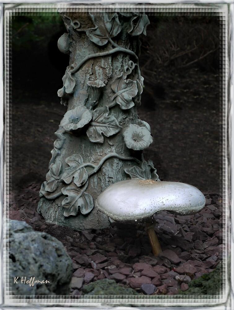 Mushroom Buddies by Kenneth Hoffman