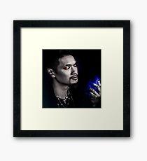 Magnus Bane S2 Framed Print