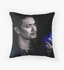 Magnus Bane S2 Throw Pillow