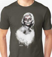 Marilyn Muerte Unisex T-Shirt