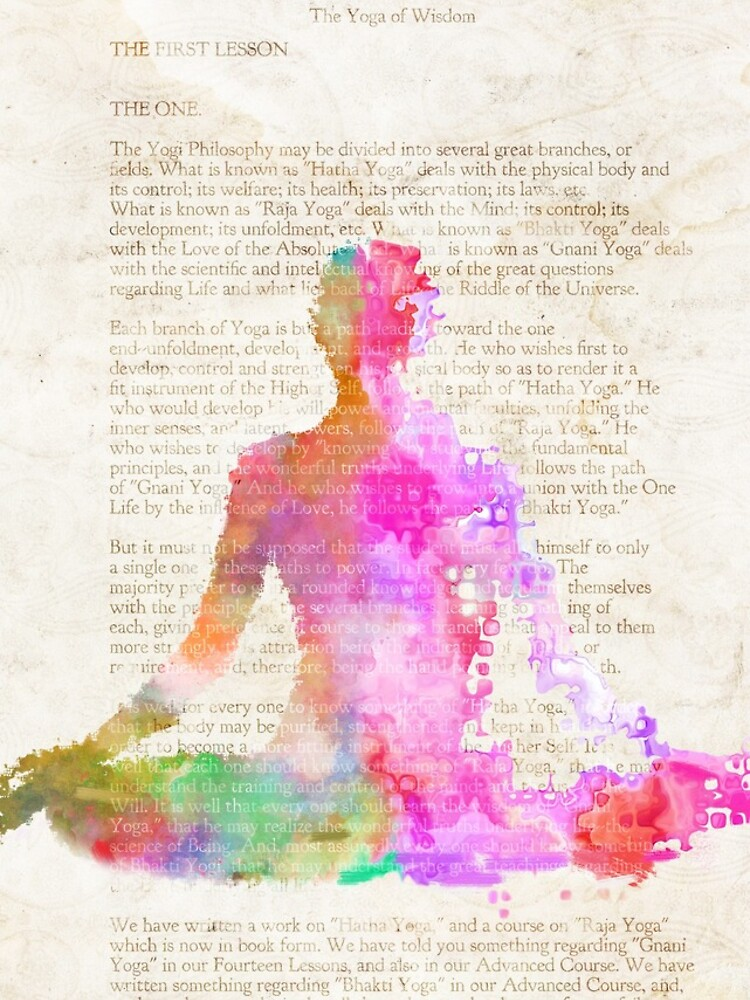 Yoga Book, COLORS version by Pranatheory