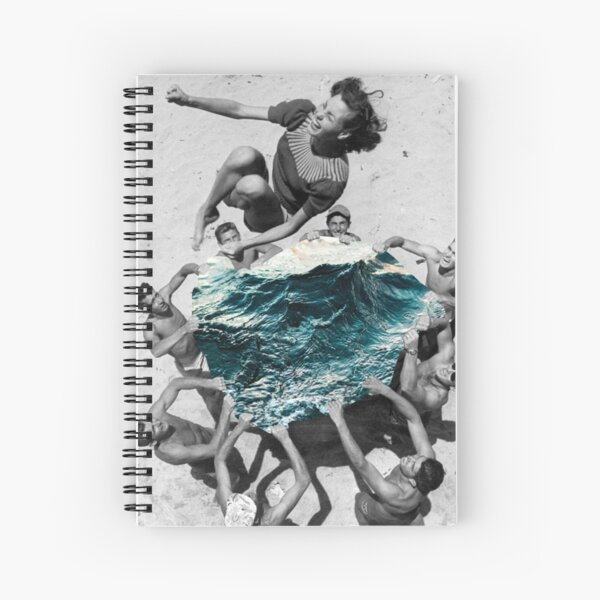 Fun Spiral Notebook