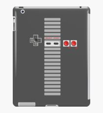 NES Buttons (Full Stripes) iPad Case/Skin