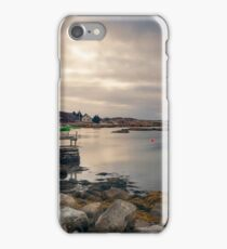 December Snow Storm in Lower Prospect, Nova Scotia, Canada iPhone Case/Skin