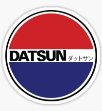 Datsun Logo Sticker