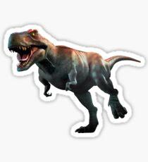 Tyrannosaurus Rex - Fire in the Sky Sticker