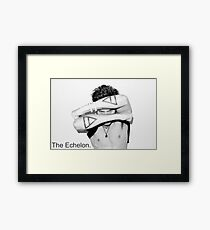 Jared Leto 30STM - Echelon Framed Print