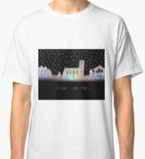 Silent Night: Bricks and Stars Classic T-Shirt