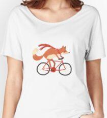 mr. fox Women's Relaxed Fit T-Shirt