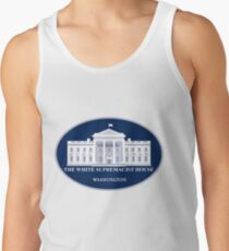 THE WHITE SUPREMACIST HOUSE Men's Tank Top