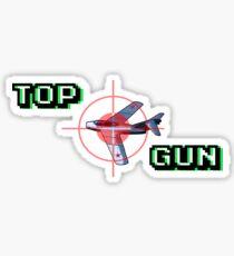 Top Gun Sticker