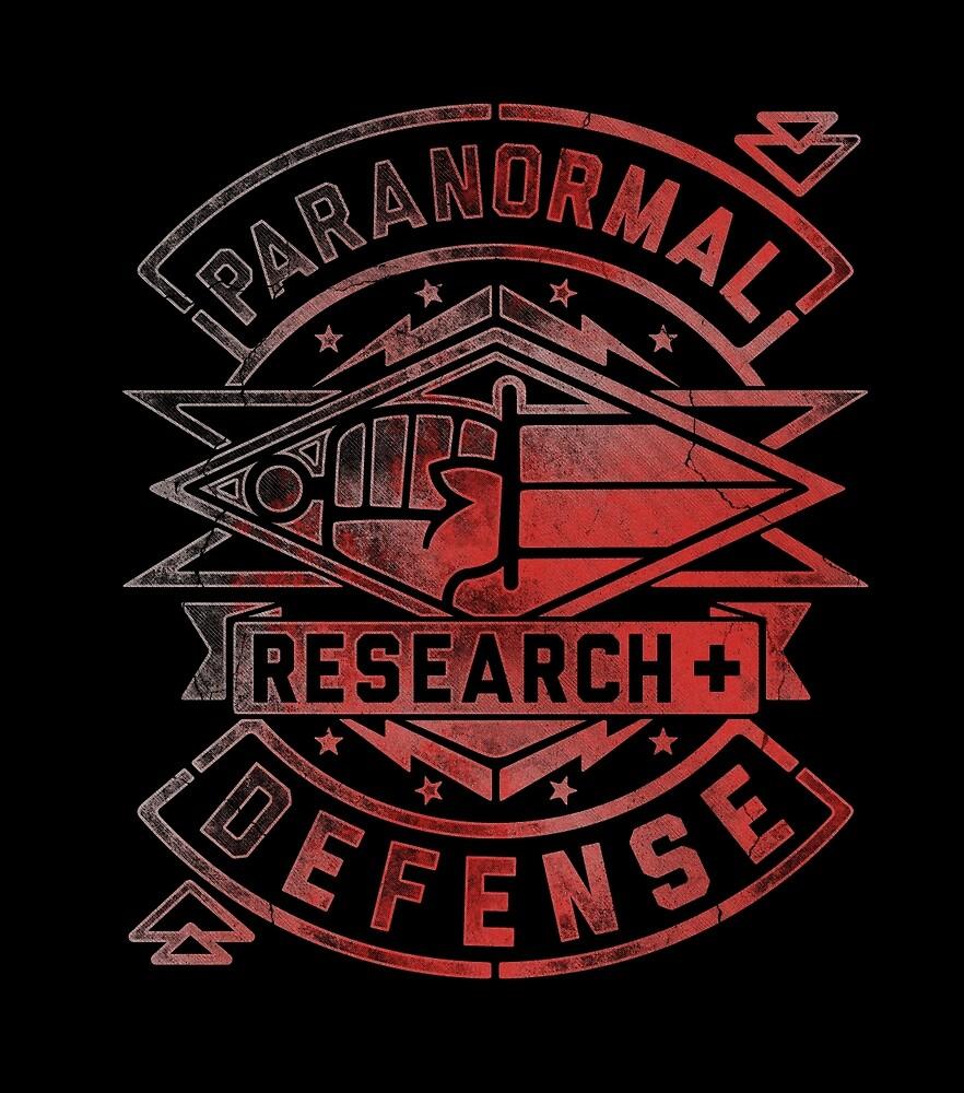 B.P.R.D. by CoDdesigns
