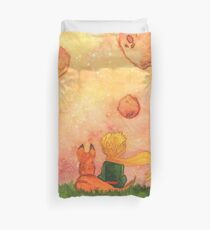 Prince and Fox Duvet Cover