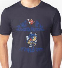 Gyarados It Pays Off Unisex T-Shirt
