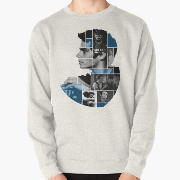 Dylan O'Brien Squares Pullover Sweatshirt