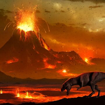 Tyrannosaurus - End of Days Version II by magarlick