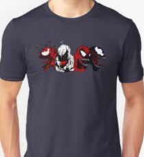 Symbiote Rushmore Unisex T-Shirt