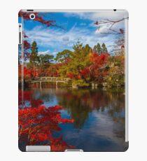 Glorious Colourful Japanese Garden iPad Case/Skin